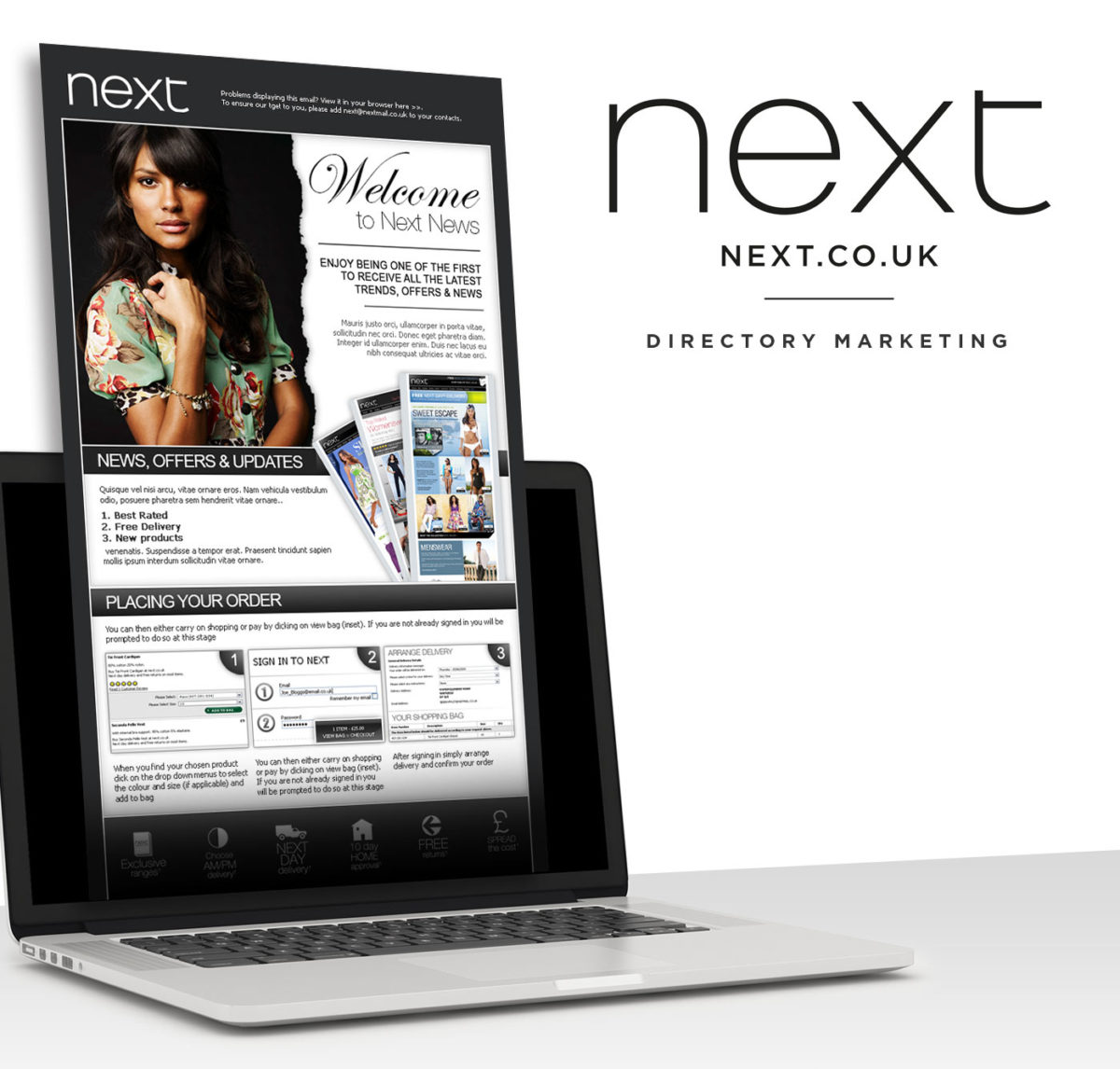 an overview of next plc marketing essay The assignment has been split up into two tasks, firstly to analyse and evaluate next plc, then secondly suggest any ways in which their marketing performance can be improved for future success my first step is to get an overview of next plc as a company, how it started, the market sector it operates in and its past and present performance.